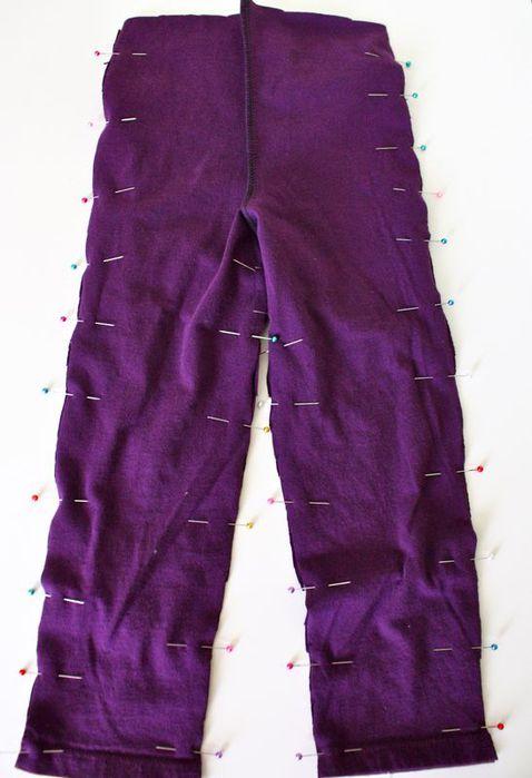Как украсить детские джинсы 197