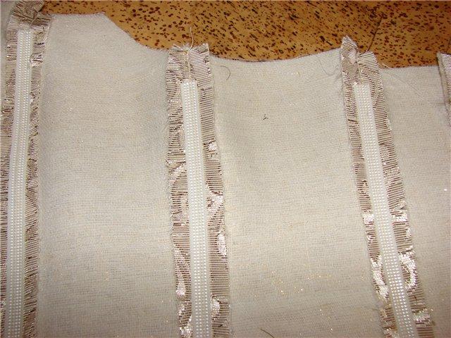 Как сшить юбку для корсета