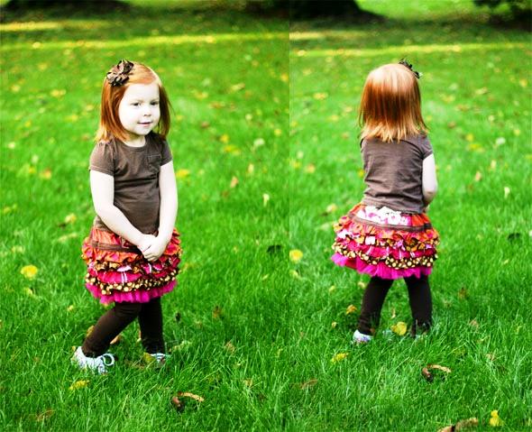 нарядная юбка своими руками