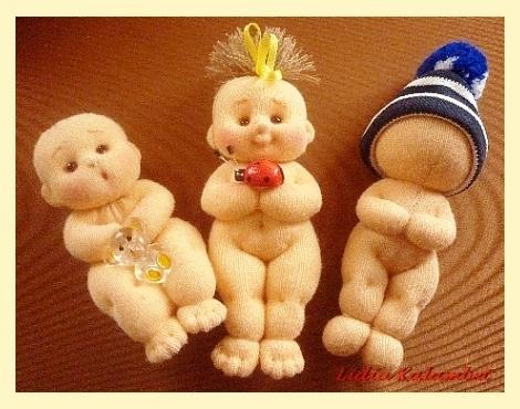 Куклы бибабо своими руками