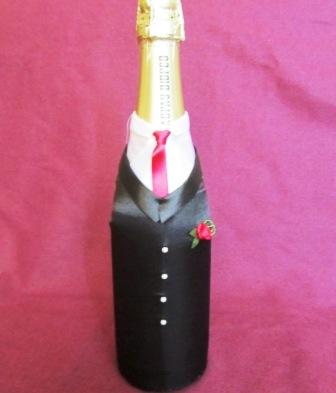 Жених шампанское мастер класс